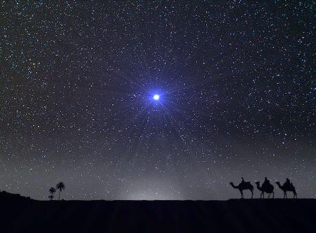 """Το """"Αστέρι της Βηθλεέμ"""" επιστρέφει μετά από 800 χρόνια"""